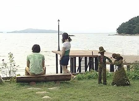 sao Hàn,phim Hàn,ngôi nhà sang độc,nhà sang trong phim Hàn