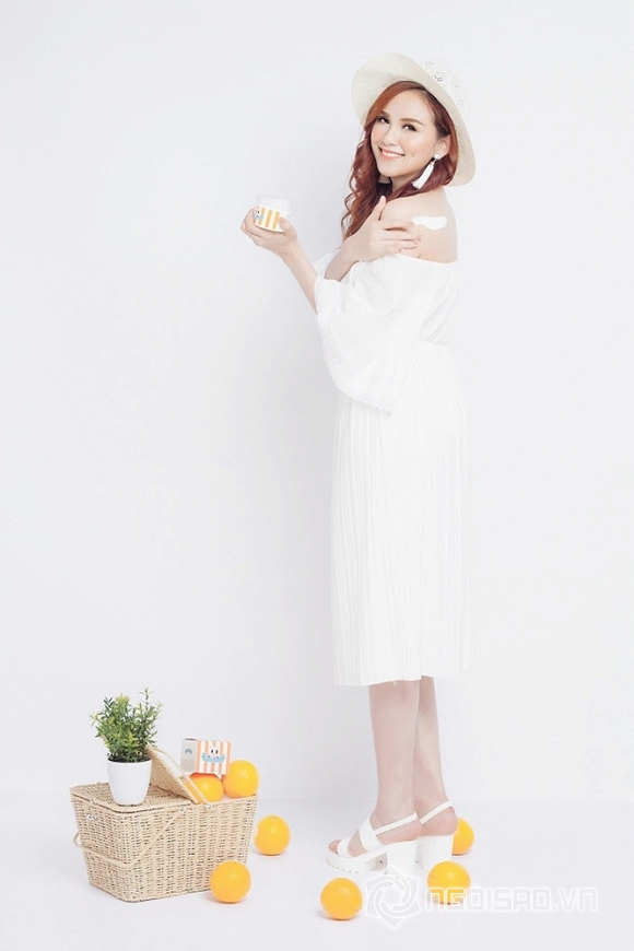 Hoa hậu Diễm Hương, Hoa hậu Lưu Diễm Hương, Hoa hậu thế giới người Việt Diễm Hương, Diễm Hương, Mỹ phẩm Hàn Quốc Kosxu