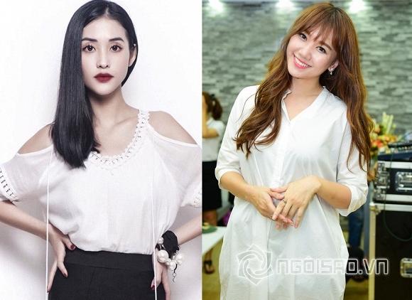 Tình cũ của Trấn Thành khó chịu vì bị so sánh với Hari Won