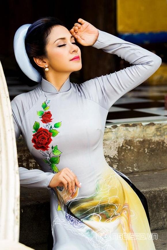 Sao Việt, Sao Việt mùa Vu Lan, lễ Vu Lan, Đại Nghĩa, Việt Trinh, Việt Hương, Jennifer Phạm, Sỹ Luân, showbiz Việt