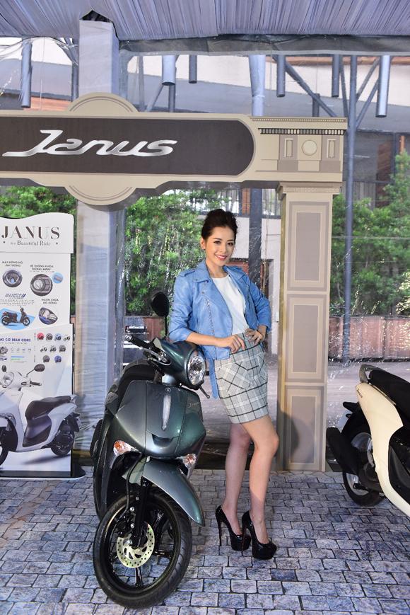 Ngày hội Yamaha Janus sắp diễn ra với loạt ngôi sao tham dự 3