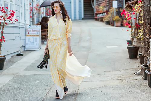 Hoa hậu Thùy Dung 0