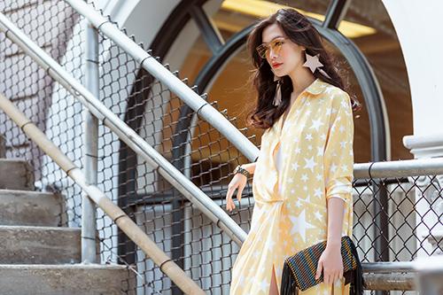 Hoa hậu Thùy Dung 1