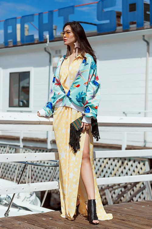 Hoa hậu Thùy Dung 2