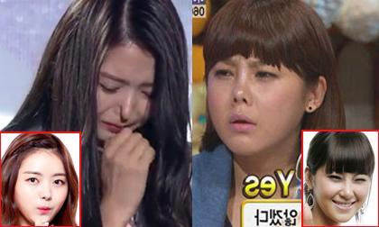 sao Hàn,đệ nhất mỹ nhân dao kéo,sao nữ Hàn thẩm mỹ,Jessica,Nana,Lee Da Hae,Soyeon,Boram,Im Na Young,Park Min Young,Yoon Hyun Suk