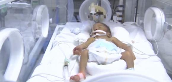 Thiếu úy từ chối điều trị ung thư để cứu con, Đậu Thị Huyền Trâm, Bé Gấu