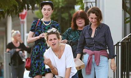 Kristen Steward,Sao 'Chạng Vạng' Kristen Stewart,Kristen Stewart yêu đồng tính, sao Hollywood