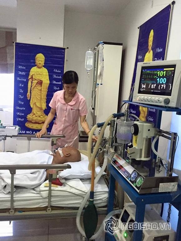 Hán Văn Tình, Hán Văn Tình ung thư, diễn viên Trà My, sao Việt
