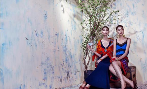 Hoàng Oanh, người mẫu Hoàng Oanh, Hoàng Oanh và bạn thân, Hoàng Oanh Next Top, sao việt