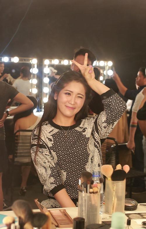 Wanbi Tuấn Anh, Bạn gái Wanbi Tuấn Anh, Bạn gái Hàn quốc của Wanbi Tuấn Anh, Sao Việt
