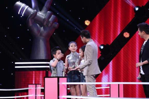Giọng hát Việt nhí, đông nhi, ông cao thắng, chương trình bài hát việt nhí, ca sĩ nhí, cuộc thi tìm kiếm tài năng
