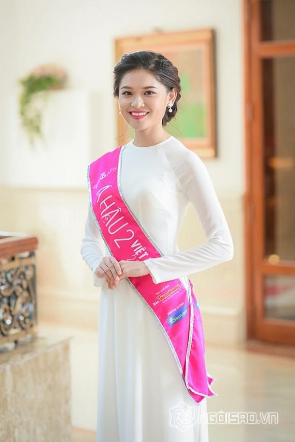 á hậu Thùy Dung 1