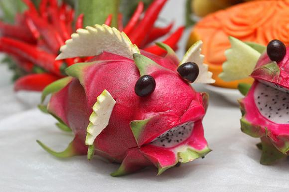 mâm cỗ ngày Rằm, cắt tỉa hoa quả cho mâm cỗ ngày rằm, Trung thu, cắt tỉa hoa quả, cắt tỉa hoa quả đẹp mắt, ngày Rằm