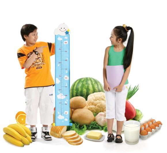 phát triển chiều cao, phát triển chiều cao cho trẻ, thực phẩm phát triển chiều cao cho trẻ, thực phẩm khỏe mạnh, chăm con, ăn gì để trẻ tăng chiều cao