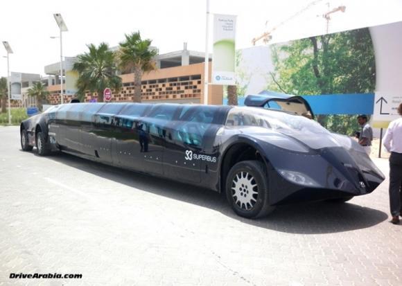 'siêu xe bus' 200 tỷ, xe bus, sieu xe, xe đắt nhất thế giới