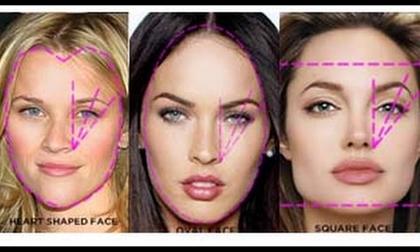 Học cách tạo dáng lông mày phù hợp với từng kiểu khuôn mặt 3
