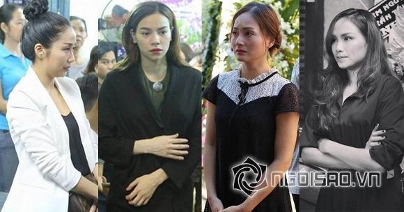Wanbi Tuấn Anh và Minh Thuận, Wanbi Tuấn Anh, Minh Thuận, Minh Thuận qua đời, sao Việt