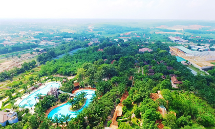 Du lịch sinh thái, khu du lịch sinh thái Vườn Xoài , Vui chơi dịp tết dương lịch, địa điểm vui chơi tết dương lịch