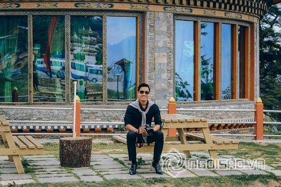 sao việt, sao việt du lịch, sao việt du lịch Bhutan, du lịch đất nước hạnh phúc nhất thế giới, ngọc diễm, mc nguyên khang, hoa hậu thu hoài