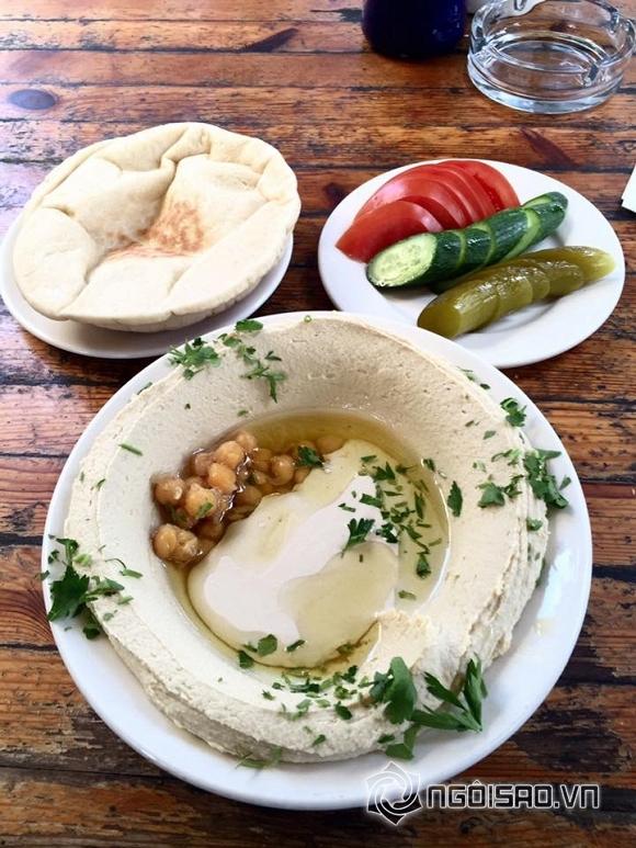 cách nấu ăn, cách nấu ăn, món ăn ngon, á hậu hoàng my, hoàng my ở Israel, món ăn ngon ở Israel, hoàng my chia sẻ món ngon ở Israel
