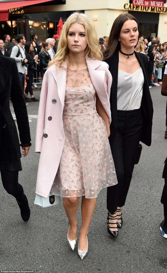 Kim tại Tuần lễ thời trang Paris 2016 2