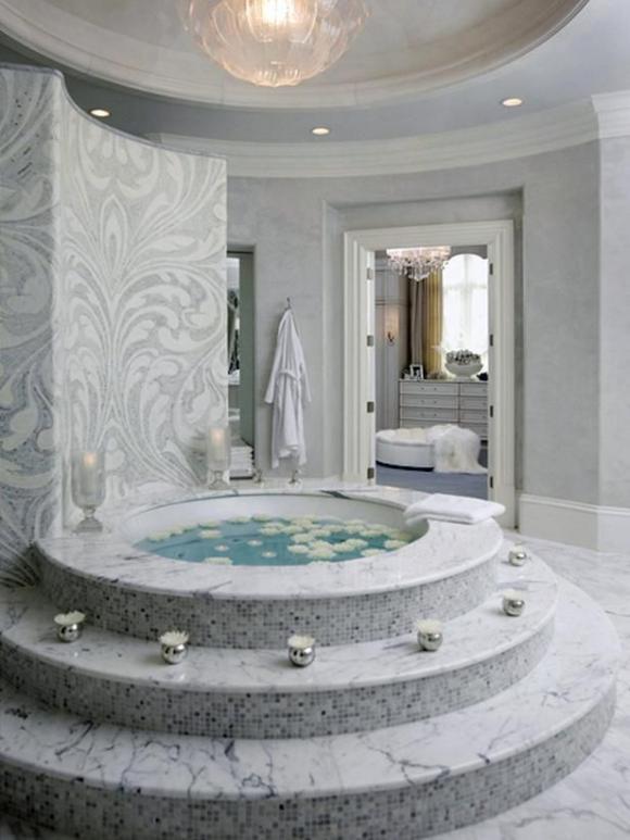 Cùng nhìn qua những mẫu nhà tắm trong mơ cho những ai đang chuẩn bị xây nhà