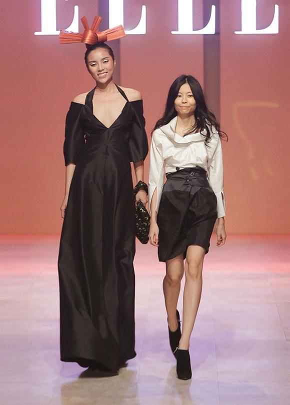 Hoa hậu Kỳ Duyên bất ngờ xuất hiện 6