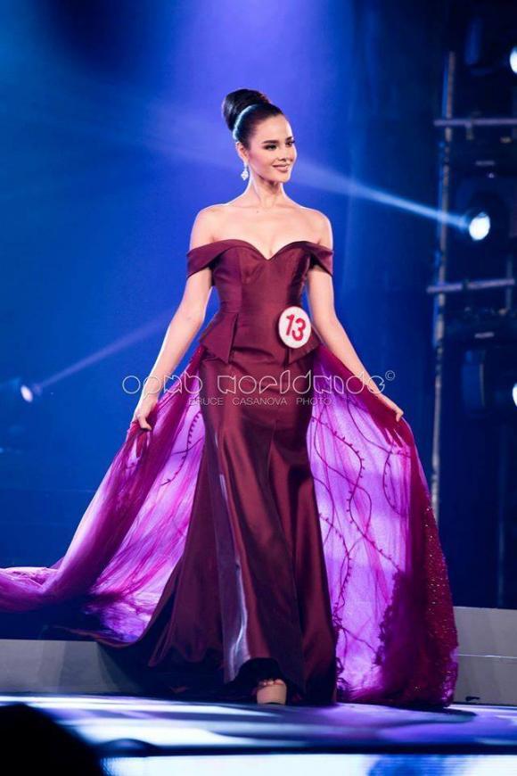 Hoa hậu Thế giới Philippines 2016 0
