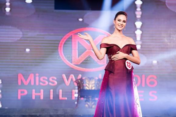 Hoa hậu Thế giới Philippines 2016 1