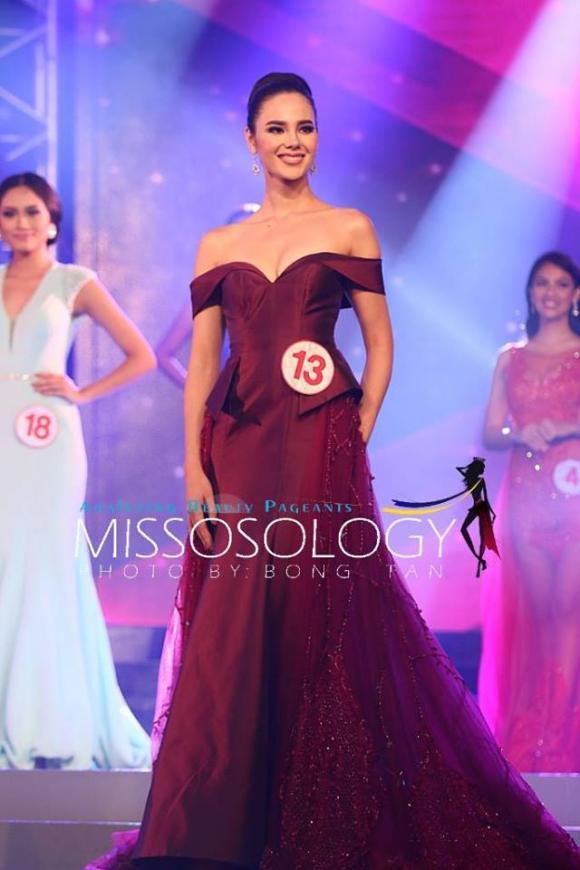 Hoa hậu Thế giới Philippines 2016 3