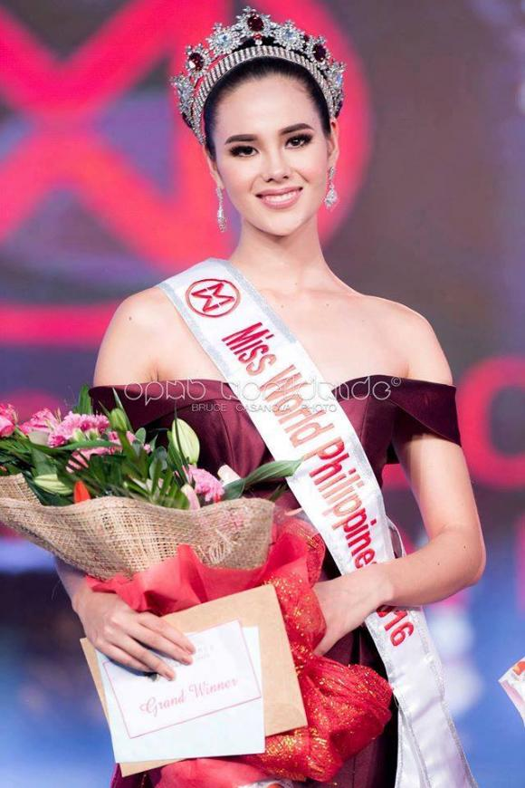 Hoa hậu Thế giới Philippines 2016 4