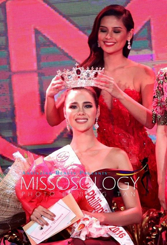 Hoa hậu Thế giới Philippines 2016 5