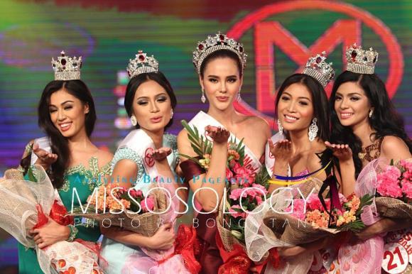 Hoa hậu Thế giới Philippines 2016 6