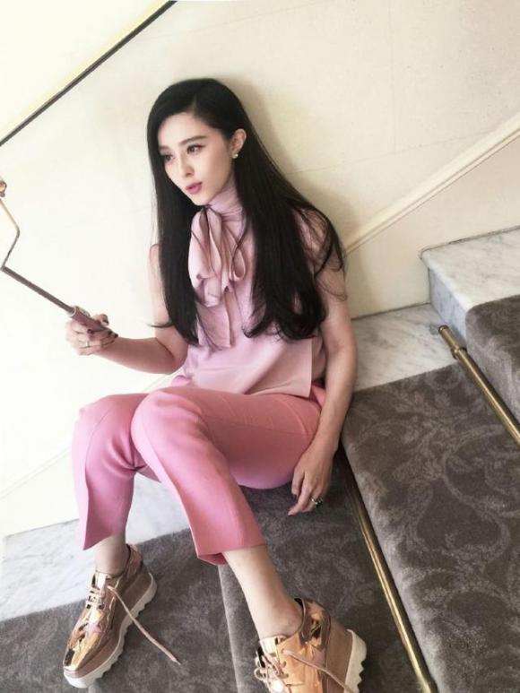 sao Hoa ngữ,Phạm Băng Băng,Phạm Băng Băng giảm cân,tuần lễ Thời trang Paris