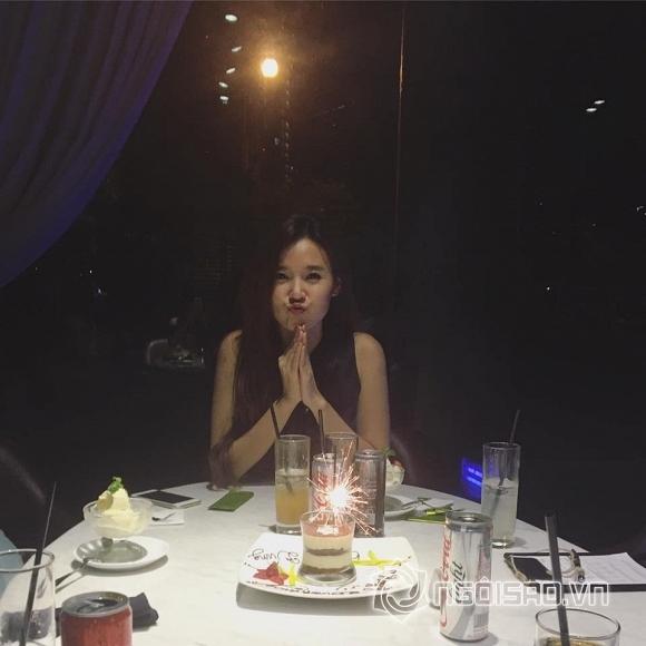 Phan Thành, Phan Thành và Midu, Midu, sinh nhật Midu
