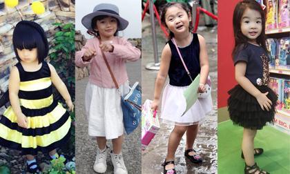 sao Việt, nhóc tì của sao Việt, con Hà Anh, con Lý Hải