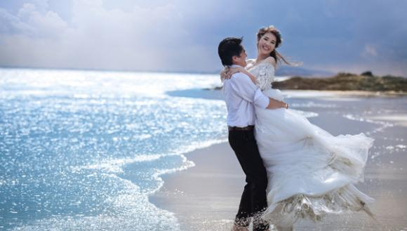 sao việt, sao việt lấy vợ, cao minh đạt, ảnh cưới cao minh đạt, cao minh đạt và vợ