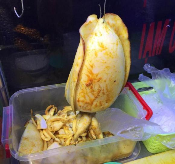 Top món ăn vặt đang gây sốt