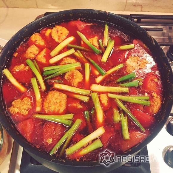 Ngọc Thúy nấu ăn 8
