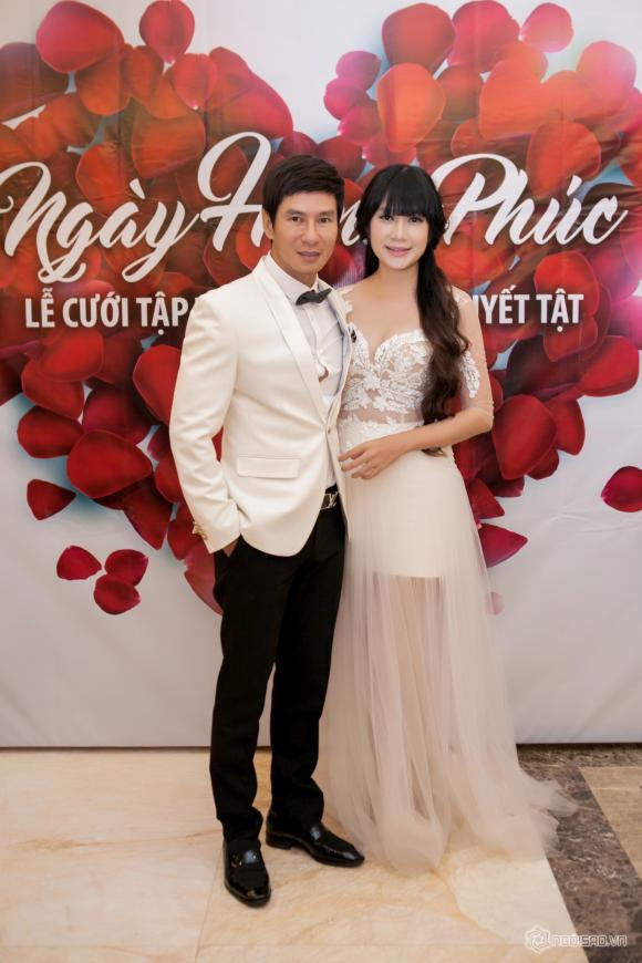 sao Việt, Lý Hải tới dự đám cưới 60 đôi vợ chồng khuyết tật, đám cưới 60 đôi vợ chồng khuyết tật