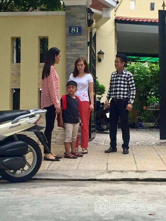 bé An đất phương nam, bé an, Hùng Thuận, diễn viên Hùng Thuận, sao Việt
