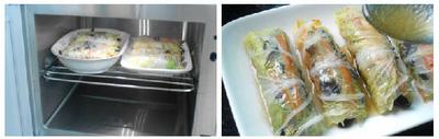 Bắp cải cuộn làm theo cách này thì ăn mãi không chán mà lại không gây béo!