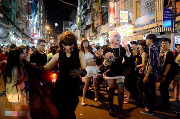 Sài Gòn,Halloween,địa điểm,Halloween tại sai gon