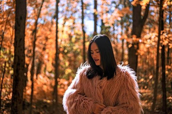 người mẫu Tuyết Lan, Tuyết Lan, Tuyết Lan ở Mỹ, Tuyết Lan ở trời tây