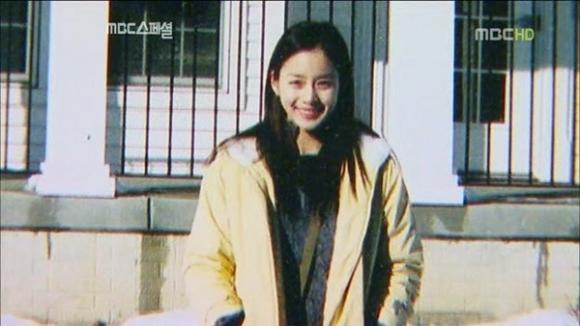 sao Hàn,Kim Tae Hee,ảnh thời sinh viên của Kim Tae Hee,Kim Tae Hee 17 năm trước