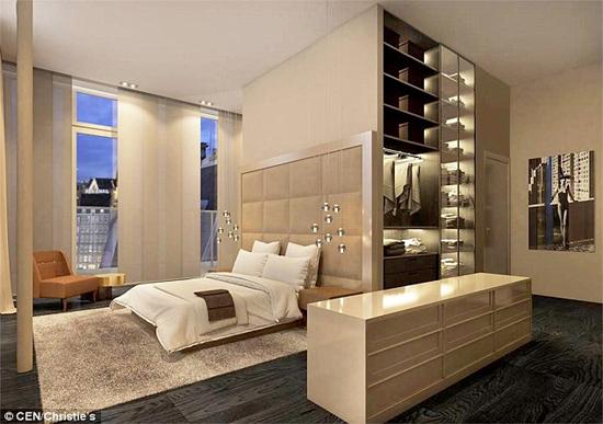 bên trong penthouse của Justin Bieber 4
