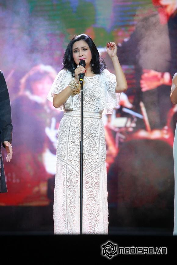 Diva thanh lam,nhạc sĩ quốc trung,thanh lam quốc trung chung sân khấu