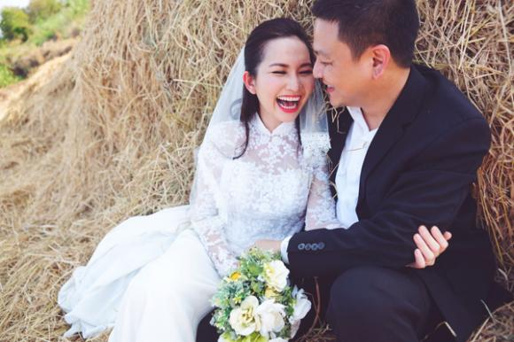 ảnh cưới sao Việt, ảnh cưới độc đáo của sao Việt, phong cách chụp ảnh cưới sao Việt