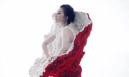 Đỗ Mỹ Linh, thảm đỏ tuần lễ thời trang, tuần lễ thời trang 2016