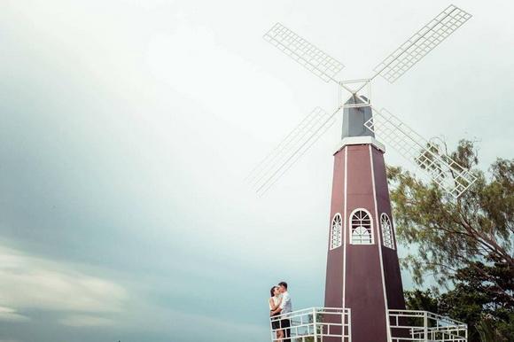 Phim trường Alibaba, Phim trường cây xanh lớn nhất TP HCM, phim trường cưới Alibaba
